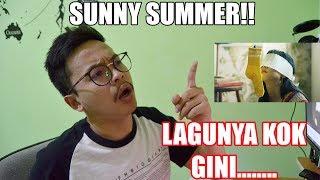 GFRIEND - SUNNY SUMMER MV REACTION ( EUNHA KOK MAKIN LUCU YA....)