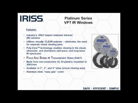 IRISS IR Windows Presentation