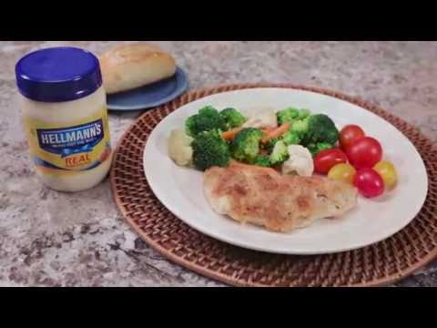 Parmesan Crusted Chicken Recipe | Best Foods®