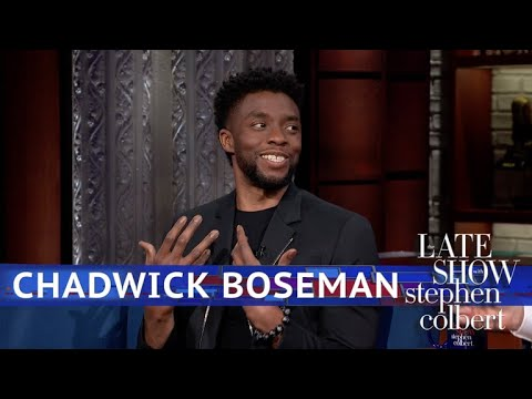 Chadwick Boseman On Bringing Humanity To 'Black Panther'