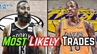 Top 5 MAJOR NBA Trades Most Likely To Happen