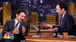 James Franco Put His Master's Degree to Work