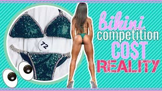 Bikini Competition Cost REALITY || How Much Does it REALLY Cost to Compete in Bodybuilding?