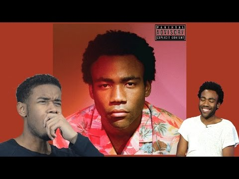Childish Gambino - BECAUSE THE INTERNET First REACTION/REVIEW