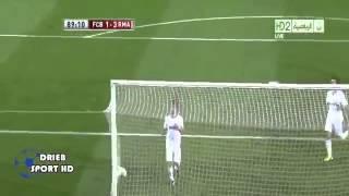 من الذاكرة   ريال مدريد يهزم برشلونة مرتين ومانشستر يونايتد في أسبوع واحد HD