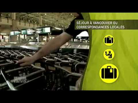Vancouver Airport International Arrivals Video