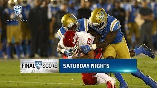 Highlights: UCLA football gives up five touchdowns to Fresno State's Marcus McMaryion in loss