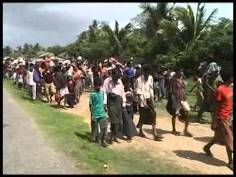 Rohingya Exodus ( Leaked Video)