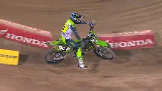 450SX Main Event highlights - Las Vegas
