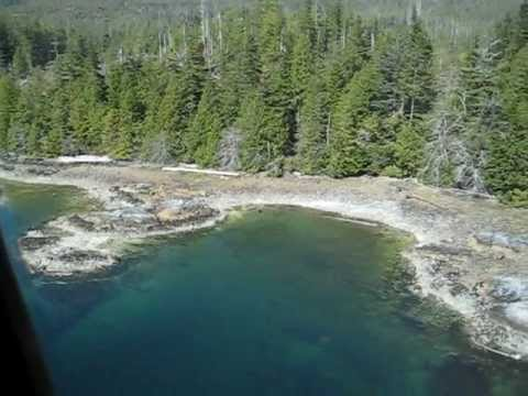 Toquaht Wilderness Resort Shoreline