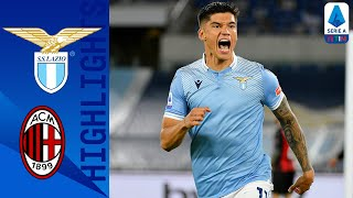 Lazio 3-0 Milan | Correa Hits Brace in HUGE Win!  | Serie A TIM