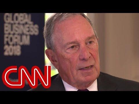 Will Michael Bloomberg challenge Trump in 2020?