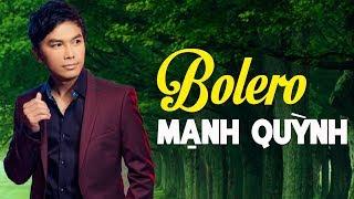 Bolero Mạnh Quỳnh - Những Đồi Hoa Sim | Nhạc Vàng Bolero Hải Ngoại Hay Nhất 2019