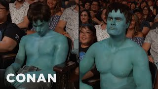 The Outstanding Bulk Gets His Power Back  - CONAN on TBS