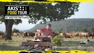 Akis' Food Tour - Όλυμπος Επεισόδιο 4