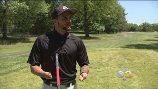 Golfer Born Without Hands Wants To Help Others Following Their Dreams