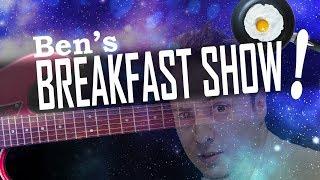 Ben's Breakfast Show: Scarlett Moffatt, ITV's Kate Garraway, The Origin of Life & Robotic Cars