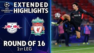 RB Leipzig vs. Liverpool: Extended Highlights | UCL on CBS Sports
