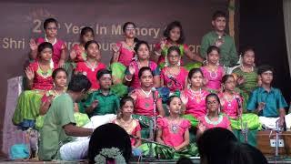 Mohanam academy 24June2018 - Ksheera sagara vihara