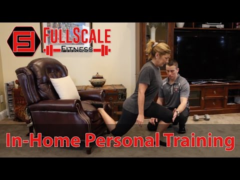 In-Home Personal Training Akron
