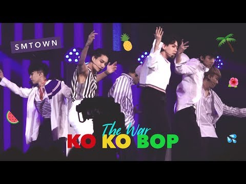 EXO - Kokobop (코코밥)   170805 SMTOWN Special Stage in Hong Kong