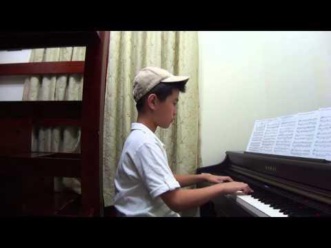 周杰倫's甜甜的   數位鋼琴-林郁昇