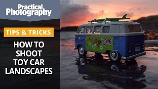 How to shoot toy car landscapes (forced perspective explained)