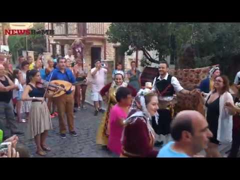 Θασίτικος γάμος: Η παράδοση παραμένει ζωντανή στη Θάσο
