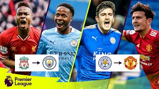 Premier League players scoring against their future clubs | Sterling, Maguire & more!