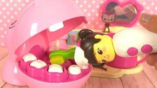 Jeu Dentiste Hippopotame Jouet pour Enfants