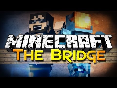 Minecraft: The Bridge W/ SSundee - Multiplayer Skyblock Warriors! - Smashpipe Games