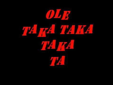 OLE TAKA TAKA TAKA TA REMIXES - FEATURING PACO PACO TIK TAK