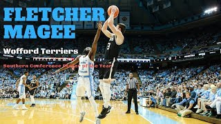 Fletcher MaGee has JIMMER range! | Next Ones | Wofford College |