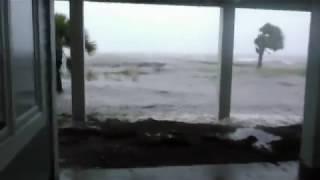 Hurricane Michael's fury batters Florida's coast