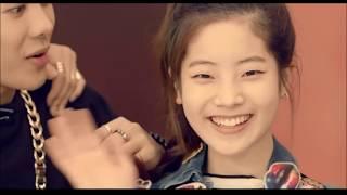 BTS JIMIN KEEPS STARING TO TWICE DAHYUN ♡ [DAHMIN] - Daneyy