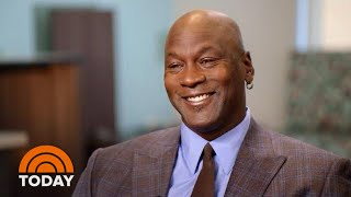 Michael Jordan: Being A New Grandfather Is Fun | TODAY
