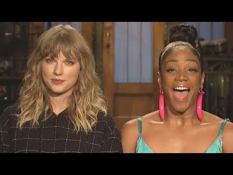 Tiffany Haddish BEGS Taylor Swift To Be On Reputation In SNL Promo