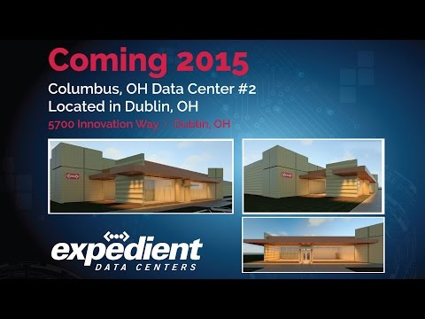 Expedient - Dublin, OH Data Center Construction Progress