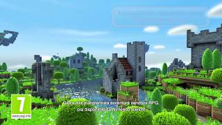 Portal Knights - Trailer della demo gratuita per Nintendo Switch