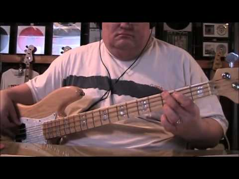 Bryan Adams, Sting & Rod Stewart All For Love Bass Cover