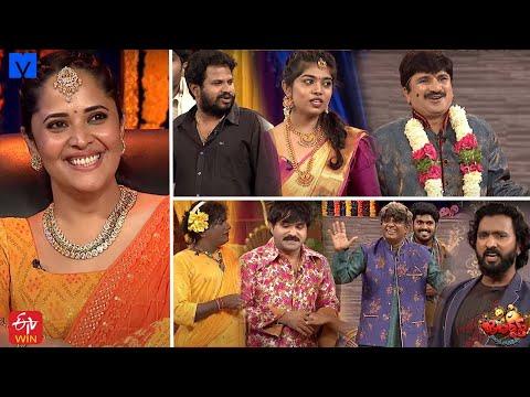 Dasara special: Jabardasth promo ft. Hyper Aadi, Anasuya and others; telecast on Oct 14