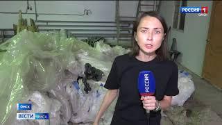 Новое производство по переработке полиэтилена в уличную мебель появилось в Омске