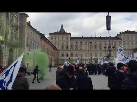 Manifestazione torino: gli operatori del gioco sotto la regione Piemonte
