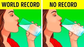 16 World Records You Can Break Any Minute