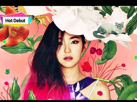 [Hot Debut] Red Velvet - Happiness, 레드벨벳 - 행복, Show Music core 20140802
