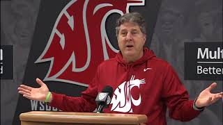 Mike Leach CFP Committee Rant