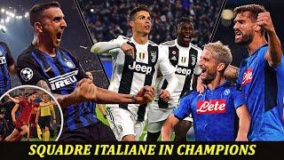 La Partita Più Incredibile Di Ogni Italiana In Champions League 2011/21 (HD)