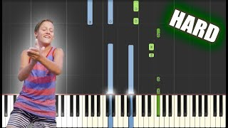 Deep Cries Out - Bethel Music Kids | HARD PIANO TUTORIAL by Betacustic