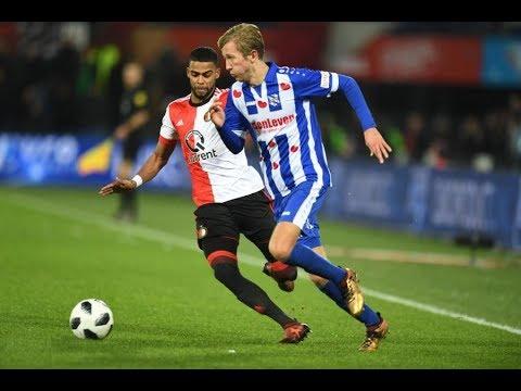 Feyenoord vs Heerenveen