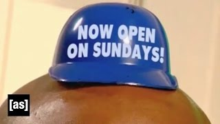 Tiny Hats | Tim and Eric Awesome Show | Adult Swim